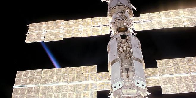 China planea instalar una planta solar en el espacio