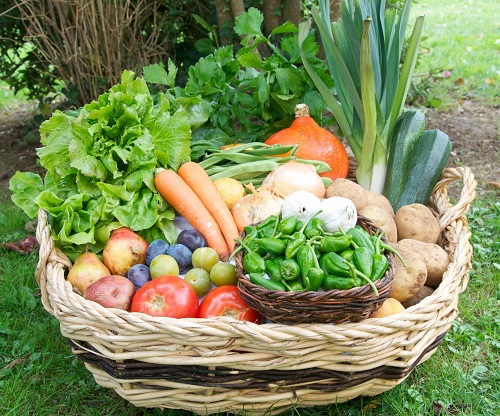Comprar frutas y verduras online es más fácil