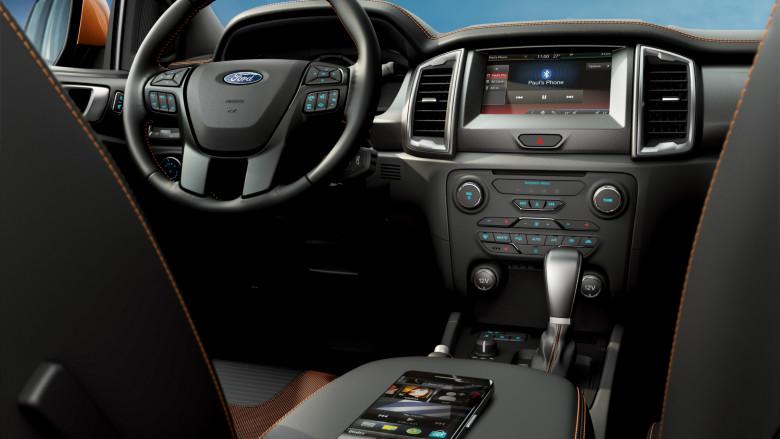 Interior Ford Ranger