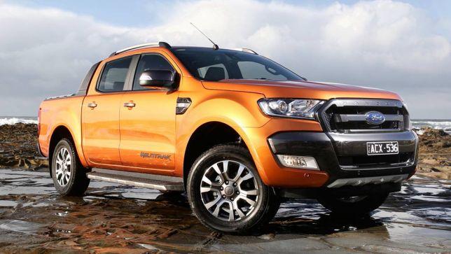 El Ford Ranger es la camioneta más completa que encontraremos
